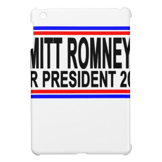 MITT ROMNEY FOR PRESIDENT 2016 Tee Shirts.png iPad Mini Covers