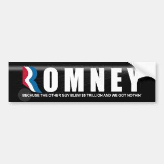 Mitt Romney for President Bumper Sticker