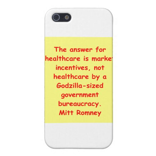 mitt romney for president covers for iPhone 5