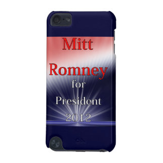 Mitt Romney For President Dulled Explosion iPod Touch (5th Generation) Cases