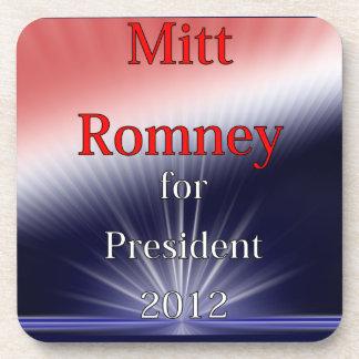 Mitt Romney For President Dulled Explosion Coaster