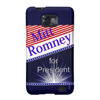 Mitt Romney For President Explosion Galaxy SII Case