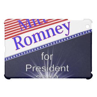 Mitt Romney For President Explosion Cover For The iPad Mini
