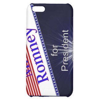 Mitt Romney For President Explosion iPhone 5C Covers