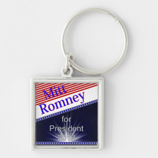 Mitt Romney For President Explosion Keychain
