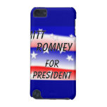 Mitt Romney For President Fading Red White And Blu iPod Touch 5G Covers