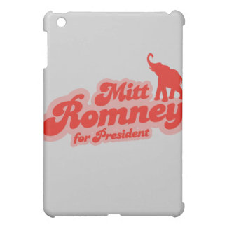 MITT ROMNEY FOR PRESIDENT GOP.png iPad Mini Cover