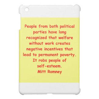 mitt romney for president iPad mini covers