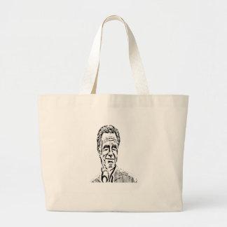 Mitt Romney For President! Large Tote Bag