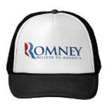 Mitt Romney for President Mesh Hat