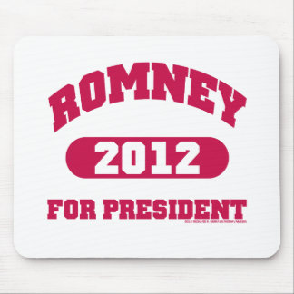 Mitt Romney for President Mouse Pad