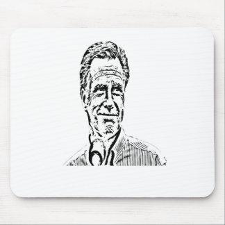 Mitt Romney For President! Mouse Pad