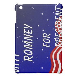 Mitt Romney For President Night Sky iPad Mini Cases