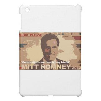 Mitt Romney For President NOT! iPad Mini Cover