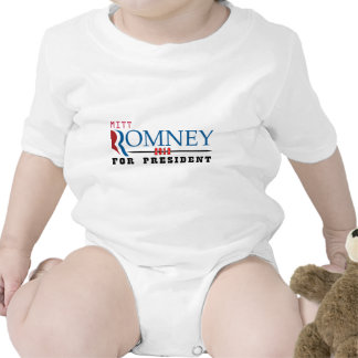 Mitt Romney For President.png T-shirts