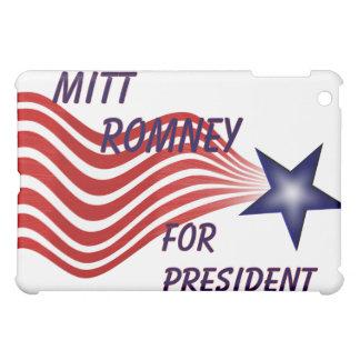Mitt Romney For President Shooting Star iPad Mini Case