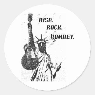 Mitt Romney for President Stickers
