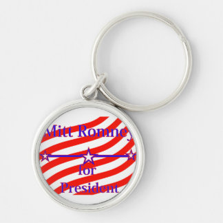 Mitt Romney For President Strips With 3 Stars And Keychain
