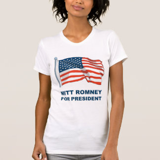Mitt Romney for President T-Shirt