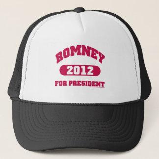 Mitt Romney for President Trucker Hat