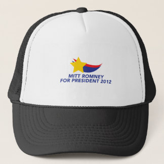 MITT-ROMNEY-FOR-PRESIDENT TRUCKER HAT