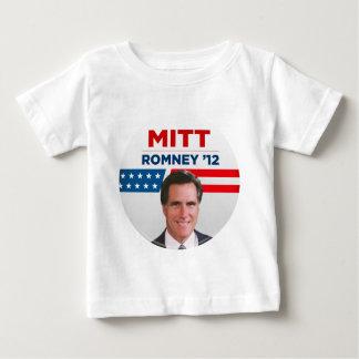 Mitt Romney for US President 2012 Baby T-Shirt