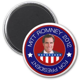 Mitt Romney for US President 2012 Refrigerator Magnets
