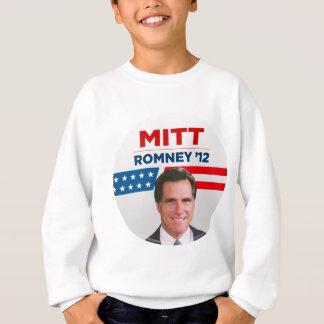 Mitt Romney for US President 2012 Sweatshirt