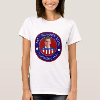 Mitt Romney for US President 2012 T-Shirt