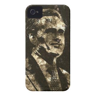 Mitt Romney Grunge Art Portrait iPhone 4 Case