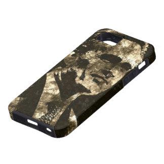 Mitt Romney Grunge Art Portrait iPhone SE/5/5s Case