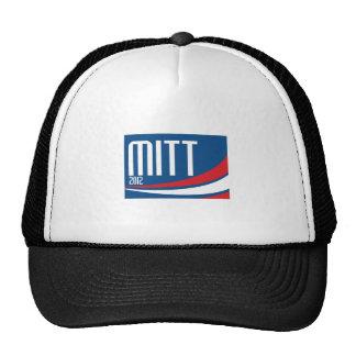 MITT-ROMNEY TRUCKER HAT