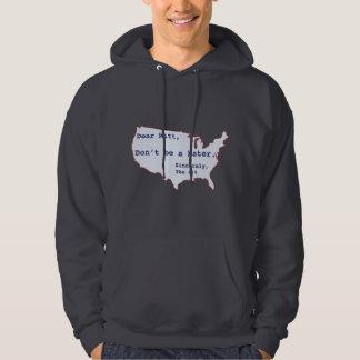 Mitt Romney Hates 47% of America Vote for Obama Hoodie