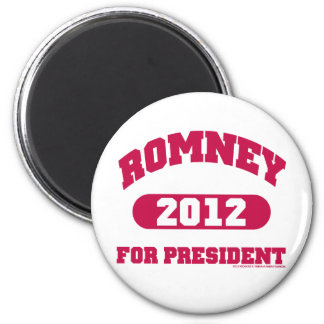 Mitt Romney Imán Redondo 5 Cm
