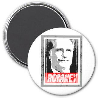 MITT ROMNEY INK BLOCK -.png Fridge Magnet