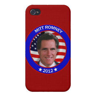 Mitt Romney iPhone 4 Protector