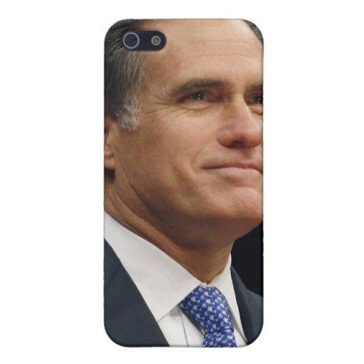 Mitt Romney iPhone 5 Fundas