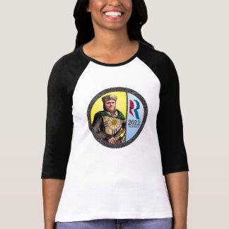 Mitt Romney is Willard the Conqueror T-shirt