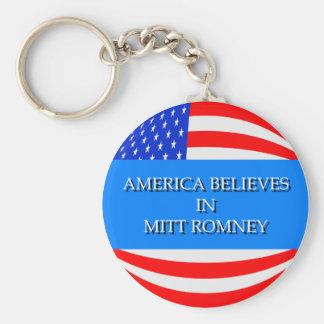 Mitt Romney Key Chain