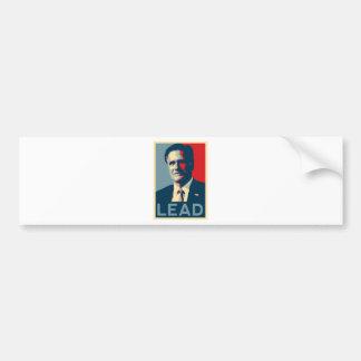 Mitt Romney - Lead Bumper Sticker