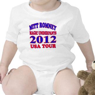 Mitt Romney MAGIC UNDERPANTS T Shirts