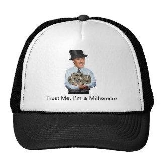Mitt_Romney_Millionaire Mesh Hats