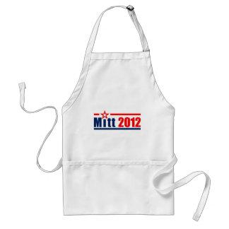"Mitt Romney ""Mitt"" 2012 Adult Apron"