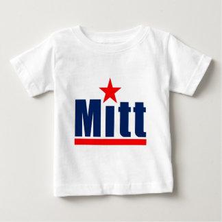 "Mitt Romney ""Mitt"" Baby T-Shirt"