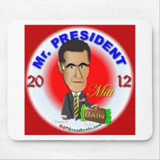 Mitt Romney Mouse Pad