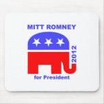 Mitt Romney Mousepads