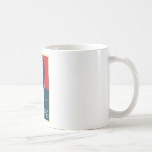 Mitt Romney - Mr. 1% Coffee Mugs