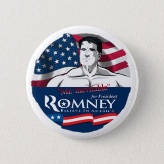 Mitt Romney, Mr. Inevitable Button