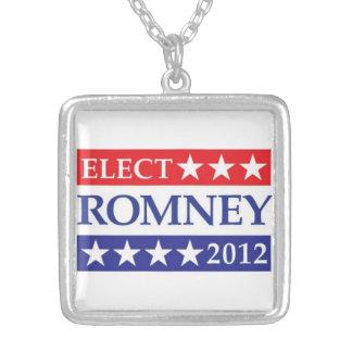 Mitt Romney Necklace