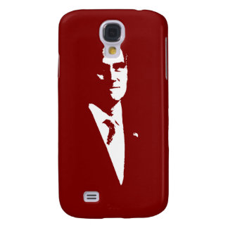 Mitt Romney Outline Samsung Galaxy S4 Case